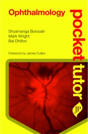 Pocket Tutor Ophthalmology