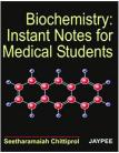 Biochemistry : Instant Notes for Medical Students