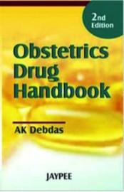 Obstetrics Drug Handbook