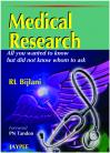 Medical Research All you wanted to known but did not know whom to ask