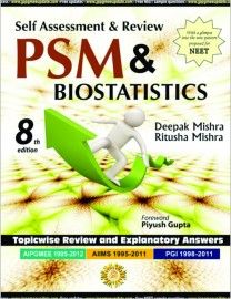 Self Assessment & Review PSM & Biostatistics