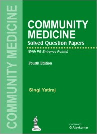 Community Medicine Solved Question Pape