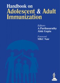 Handbook on Adolsent and Adult Immunization