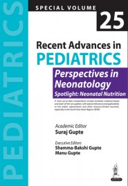 Recent Advances in Pediatrics