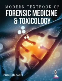 Modern Textbook of Forensic Medicine & Toxicology