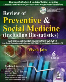 Review of Preventive and Social Medicine (Including Biostatistics)